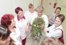 Haigla uus õendus- ja hoolduskorpus kutsus eile kõiki külla