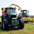 Kõljala POÜ masinapark täienes sel kevadel silokombainiga, millist tööriista pole praegu ühelgi teisel Saaremaa piimatootjal.