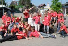 SÜG-i poisid ja Gymnastica tüdrukud Talsis