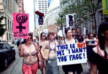 Uued voolud feminismis: Libude Paraad