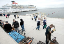 Nõrk giiditeenus sunnib ristlus-reisijaid Saaremaast loobuma