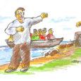 Kui me nüüd läheme ajalukku, siis on väikesaared olnud need paigad, vähemalt Eestis, kus ettevõtlusega on tegeldud iidamast-aadamast alates. Teada-tuntud tõde on see, et ranna-aladel elanud randlaste elatusallikas oli see, et nad süütasid valelõkkeid majakate asemel ja meelitasid laevu madalikele.