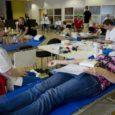 Kui vereloovutamise teisel päeval ulatus doonorite järjekord Kuressaare kultuurikeskuse saalist välja, siis kolmandal päeval viimasel tunnil verd andma minnes on rahvast kultuurikeskuses pigem vähevõitu.