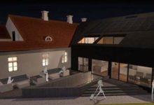 """Hotellihoone arhitektuurikonkursi parimaks tunnistati """"Süvend"""""""