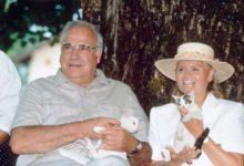 Helmut Kohli abikaasa piinarikas elu