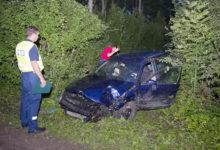 Must laupäev liikluses: kaks hukkunut, viis vigastatut