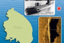 Ruhnu lähistelt leiti allveelaeva vrakk (video)