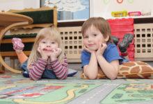 Mis on lasteaednikel keelel ja meelel