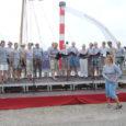 15. Kuressaare merepäevad muutsid Kuressaare tõeliseks merelinnaks. Tuuline sadam uhkustas purjedega, kaugeid külalisi tuli ookeani tagant ning meremeeste laulud ei tahtnud lõppeda.