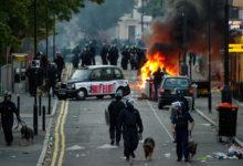 Saarlased Londoni mässu keskelt: tänavad on õudust tekitavalt tühjad