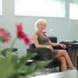 Kuressaares Lossi tänaval on avatud väike salong, mille omanik Natali Väli pakub juuksuriteenust kogu perele.