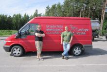 Luulupe küülikukasvatajad käisid Tšehhimaalt uusi tõuge ostmas