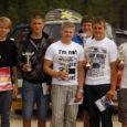 14. augustil Lääne-Virumaal Kehala paarisrajal peetud Texaco Eesti noortesprindi karikavõistluste viiendal etapil, kus neljas masinaklassis osales kokku 21 võistlejat, võitsid saarlased kaheteistkümnest karikast kuus.