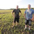 Saaremaa ühe tuntuma põllumehe Kaido Kirstu teinegi poeg jätkab haridusteed Olustvere teenindus- ja maamajanduskoolis.
