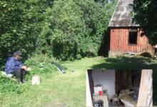 Sugulased loodavad taastada Otil tulekahjus hävinud maja