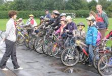 VVVV õpetas lapsi ohutult liiklema