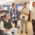 Eesti liikumispuuetega inimeste liidu 160-liikmelise delegatsiooni koosseisus jõudsid pühapäeva õhtul Soome linnast Turust tagasi koju kolmepäevase reisi kaasa teinud kaheksa Saare maakonna invaühingu liiget.