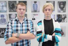 Villu Varese ja Oliver Rõõmuse ühine fotonäitus Saaremaa kunstistuudios