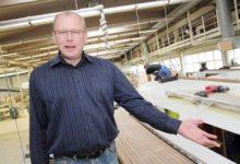 Saarlane seisab Euroopas väikelaevaehituse arendamise eest