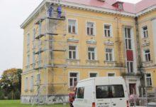Endine Orissaare internaatkool saab puhtama näo