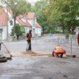 Teisipäeva öösel vastu kolmapäeva katki läinud veetoru jättis veeta Kuressaare Pargi lasteaia ja Tolli tänava elanikud. Õnneks on nüüdseks kõik taas korras.