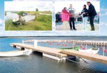 Valjala vald sai esimese avaliku sadama – Kungla