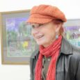 Eile pärastlõunal avas Saaremaa kunstistuudio galeriis oma isiknäituse nahakunstnik Mall Mets. Kunstisõprade rõõmuks on seekordsel näitusel eksponeeritud nii akvarelle kui ka nahkvaipu.