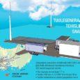 Aasta alguses Nasval tuulegeneraatori tööle pannud laevaehitusettevõte Baltic Workboats plaanib püsti panna veel teisegi elektrituuliku, mis peaks tulema kaldast umbes 300 meetri kaugusele rajatavale tehissaarele.