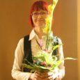 Õpetajate päeval kuulutati välja ka Kuressaare ametikooli tänavune aasta õpetaja, kelleks osutus tarbekunstiõpetaja Leelo Leesi (fotol).