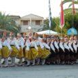 Orissaare kultuurimaja rahvatantsurühm Viirelind (vanem ja noorem segarühm) võttis sihiks jõuda 19. septembri õhtuks Kreeka linna Haniotisse Egeuse mere ääres.