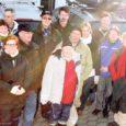 Kümmekond Soome Šoti mägiveise ühingu liiget käis nädalavahetusel tutvumas mägiveiste kasvatusega Saaremaal ja Abrukal.