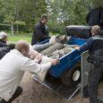 Juba kolm aastat käib Saare maavalitsuse ja päästeametiga kohut Torgus elav Virve Sogenbits, kelle talust kilomeetri kaugusel teeb päästeamet lõhkamistöid.