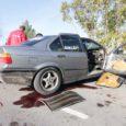 Täna juhtus raske liiklusõnnetus Kuressaares Lootsi tänaval, kus 19-aastane Maikel sõitis oma BMW-ga suurel kiirusel vastassuunavööndisse ja põrkus kokku Toyotaga, mida juhtis 53-aastane Mihkel.