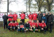 Salme võitis Jalgpallisõpruse karika