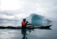 Elu on jäämägi ehk kuu  aega Gröönimaal