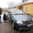 """Tänu projektile """"Ratastel rõõm"""" sai Saaremaa puuetega inimeste koda viimaks ometi hädavajaliku sõiduki."""