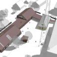Siseministeeriumile kuuluvale 4018 ruutmeetri suurusele kinnistule rajatakse Tallinna tehnikaülikooli Kuressaare kolledži väikelaevaehituse kompetentsikeskus mudelkatsebasseini ja laborihoonega.