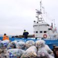 Viimastel nädalatel on Ruhnu saar vabanenud aasta jooksul kogunenud jäätmetest ja taarast.