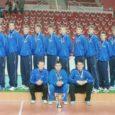 Võrkpalli Ida-Euroopa U18-vanuseklassi meistrivõistlustel pronksi saavutanud Eesti koondisesse kuulus koguni viis Saaremaa poissi.