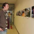 """Kuressaare kultuurikeskuses on avatud Saarte Hääle uudisfotonäitus """"Aasta 2011""""."""
