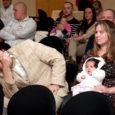 Eile andis Kuressaare linnavalitsus uutele linnakodanikele pidulikult kätte traditsioonilised sünnikirjad ja toetused. Seekord oli kultuurikeskusse kutsutud 45 beebit, kes sündinud ajavahemikus august kuni oktoober.