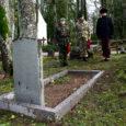 Üleeile väisas Saaremaad peagi ametist lahkuv Briti suursaadik Peter Carter ja asetas pärja Briti sõjaväelase hauale Kudjape kalmistul.