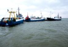 Tuuled jätavad kalurid kuivale