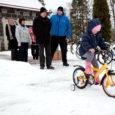 Pole just igapäevane, et 9-lapselise pere lapsed saavad kõik endale päris oma jalgratta. Eelmise aasta lõpus toimunud Saaremaa spordisöprade söul kogutud rahast tehti aga just selline kingitus.