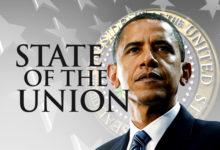 USA presidendi läkitus aastal 2012: Rõhuasetus Ameerikal ja eemaldumine Euroopast