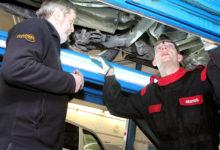 Upal hinnatakse tulevaste autotehnikute oskusi