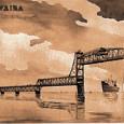 Nädal tagasi kirjutasime pikemalt Hiiumaa mehe Johan Mey plaanidest rajada üle Suure väina raudteepraamiühendus. Esimene seni teadaolev püsiühenduse loomise kava tekkis aga 1930. aastate keskel.