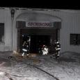 Pühapäeva õhtul läks elektriseadme rikkest põlema Kuressaares Pikal tänaval asuva Sporrong OÜ tootmisruum. Õnnetus halvab mõneks päevaks ettevõtte töö, kuid päästjate kiire reageerimine hoidis ära keskkonnareostuse.