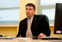 Eesti Posti Saaremaa piirkonna tüüri haaras Tiit Kaasik