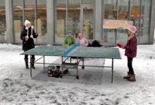 Noortekeskus lustis lumes
